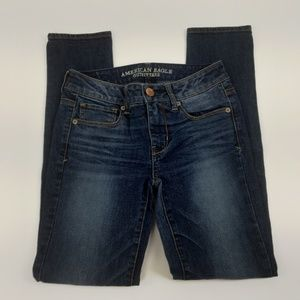 American Eagle Outfitters Jeans Sz 2 Super Skinny